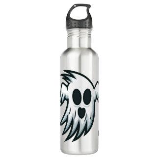 Halloween-Geist-Name-Wasserflaschen Edelstahlflasche