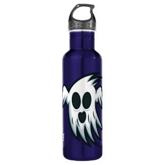 Halloween-Geist-Name-Wasserflaschen Trinkflasche