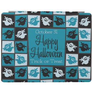 Halloween-Geistmosaik iPad Smart Cover