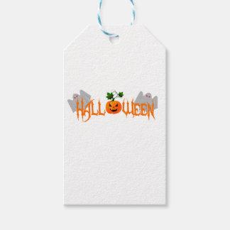 Halloween Geschenkanhänger