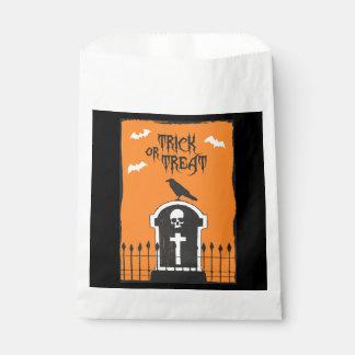 Halloween-Grundstein-Bevorzugungs-Tasche Geschenktütchen