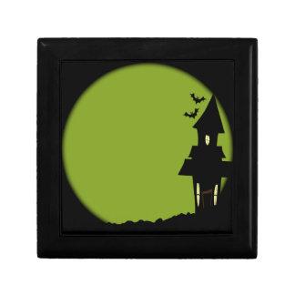 Halloween-Haus Geschenkbox