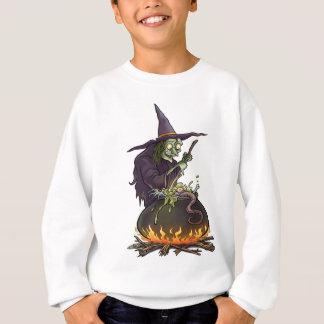 Halloween-Hexe-Gebräu-Sweatshirt Sweatshirt
