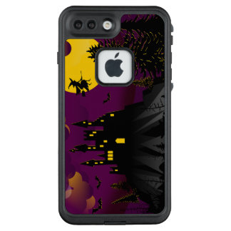 Halloween-Hexe iPhone 7 Plusfall LifeProof FRÄ' iPhone 8 Plus/7 Plus Hülle