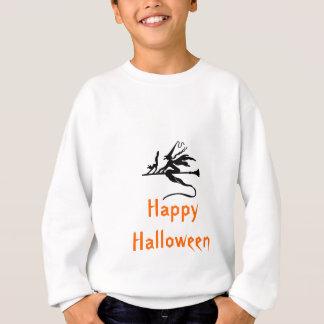 Halloween-Hexe Sweatshirt