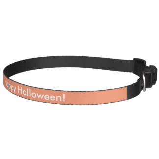 Halloween-Hundehalsband Haustierhalsband