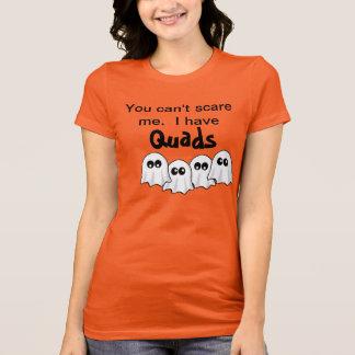 """Halloween""""ich habe Viererkabel"""" T-Stück T-Shirt"""