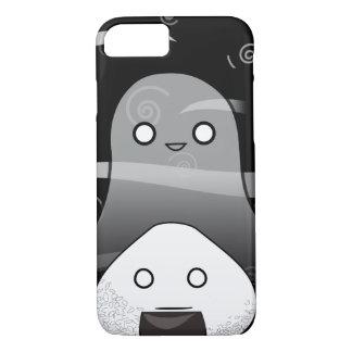 Halloween-Japaner Manga Onigiri iPhone 8/7 Hülle