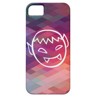 Halloween-Joker minimal Etui Fürs iPhone 5