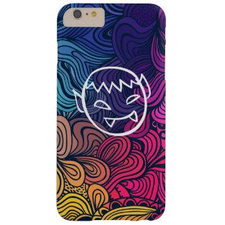 Halloween-Joker minimal Barely There iPhone 6 Plus Hülle