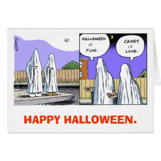 Halloween-Karte #3 Karte