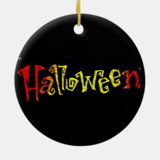 Halloween-Keramik-Verzierung Keramik Ornament