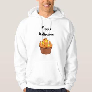Halloween-kleiner Kuchen Hoodie