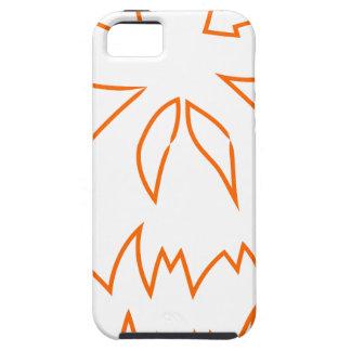Halloween-Konturgesicht Hülle Fürs iPhone 5