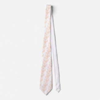 Halloween-Konturgesicht Krawatte