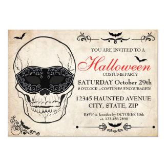 Halloween-Kostüm-Party Einladung