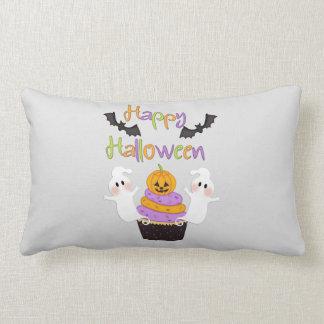 Halloween-Kuchen-Zeichen Lendenkissen