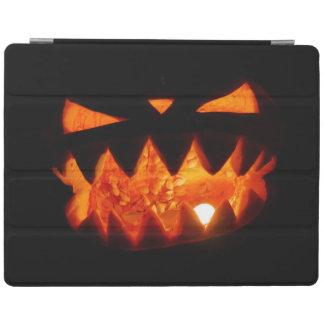 Halloween-Kürbis iPad Hülle