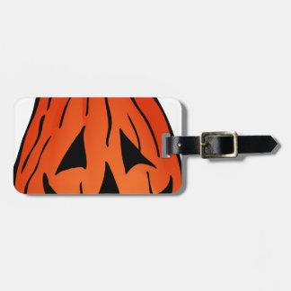 Halloween-Kürbis-Jack o Laterne Kofferanhänger