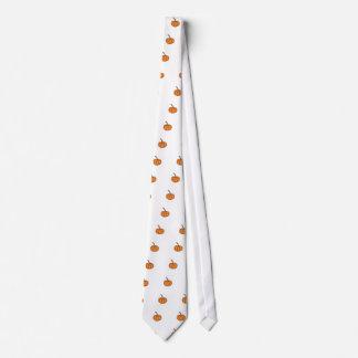 Halloween-Kürbis Krawatte