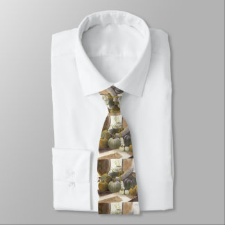 Halloween-Kürbis-Krawatte Krawatte