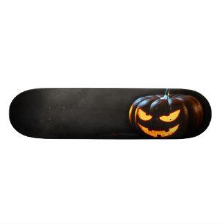 Halloween-Kürbis-Kürbislaterne gespenstisch 20,6 Cm Skateboard Deck