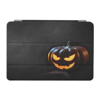 Halloween-Kürbis-Kürbislaterne gespenstisch iPad Mini Cover