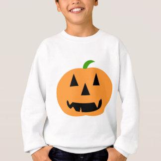 Halloween-Kürbis Sweatshirt