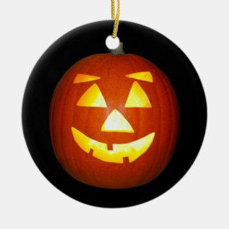 Halloween-Kürbislaterne-Kürbis-Verzierung Keramik Ornament