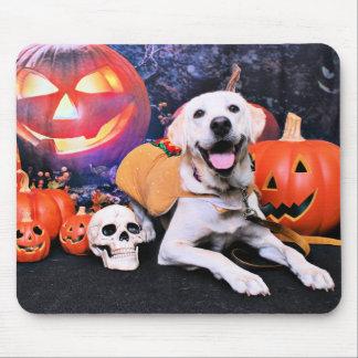 Halloween - Labrador - Macy Mousepads