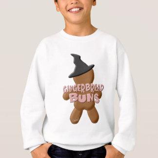 Halloween-Lebkuchen-Brötchen Sweatshirt