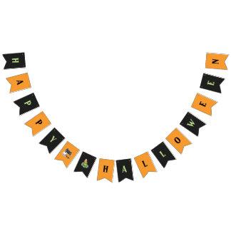 Halloween-Leckerei-Party-Flaggenfahne Wimpelketten