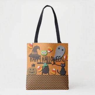 Halloween-Leckerei-Tasche Tasche