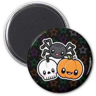 Halloween-Leckereimagnet Runder Magnet 5,1 Cm