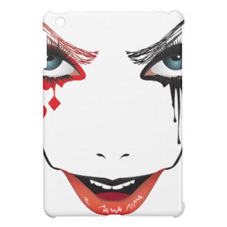 Halloween-Make-up iPad Mini Hülle