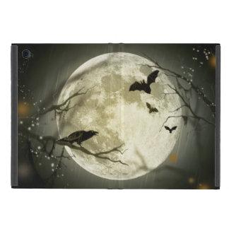 Halloween-Mond-gespenstische Krähen Schutzhülle Fürs iPad Mini