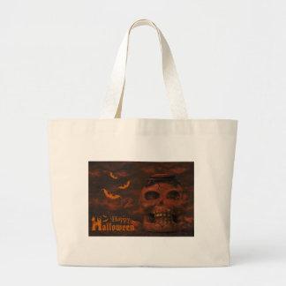 Halloween-Nacht Jumbo Stoffbeutel