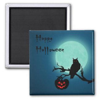 Halloween-Nacht - Magnet