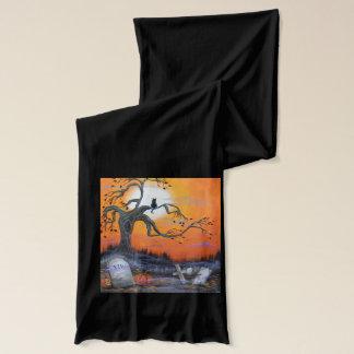 Halloween-Nachtschal Schal