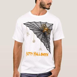 Halloween-Netz T-Shirt