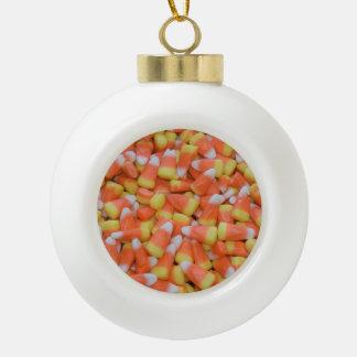 Halloween- oder keramik Kugel-Ornament