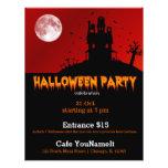 Halloween-Party 21,6 X 27,9 Cm Flyer