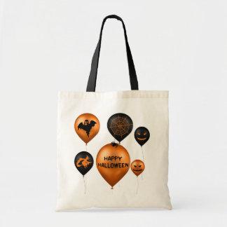 Halloween-Party-Ballone - Budget-Tasche Tragetasche