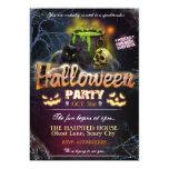 Halloween-Party-Einladung völlig kundengerecht 12,7 X 17,8 Cm Einladungskarte