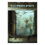 Halloween-Party Individuelle Einladungskarten