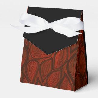 Halloween-Partybevorzugungen - Bevorzugungskasten Geschenkkartons