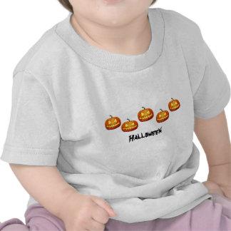 HALLOWEEN PUMKINS T-SHIRT