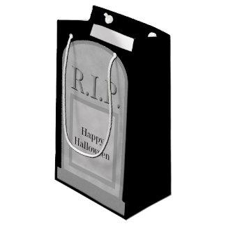 Halloween-RIP Grabstein SGB Kleine Geschenktüte