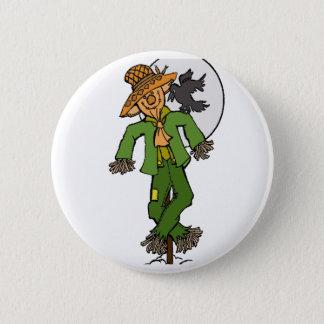 Halloween Runder Button 5,1 Cm