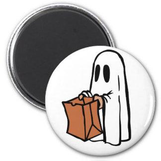Halloween Runder Magnet 5,7 Cm